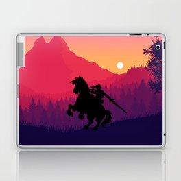 The Legend Laptop & iPad Skin
