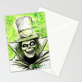 Hat Box Ghost Stationery Cards