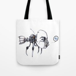 idiotfish Tote Bag