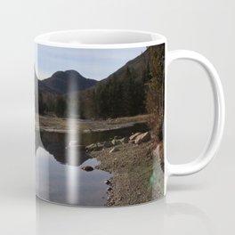 High Peaks Upstate New York Lake Placid Coffee Mug