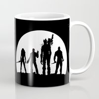 guardians of the galaxy Mugs featuring Guardians of the Galaxy by Comix