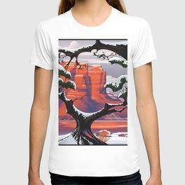 SEDONA IN WINTER T-shirt