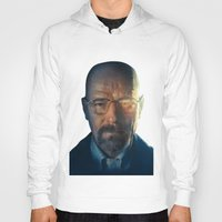 walter white Hoodies featuring Walter White by turksworks