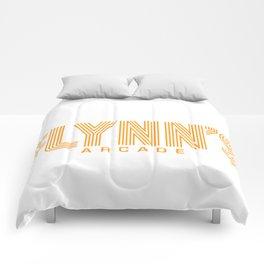 Flynn's Arcade Comforters