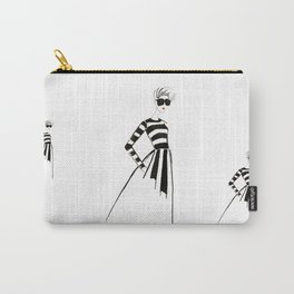 Hello, Miss Valentino! Carry-All Pouch