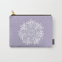 Complicated Flower XII Carry-All Pouch