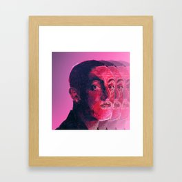 Malcolm2 Framed Art Print