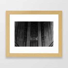 LOS ANGELES I Framed Art Print