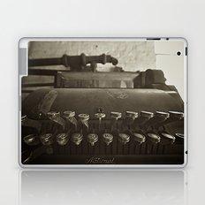 cash is king  Laptop & iPad Skin
