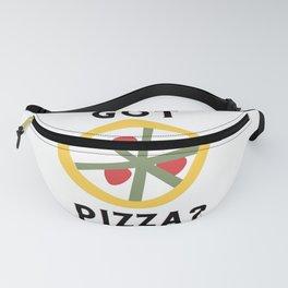 Got Pizza? Fanny Pack