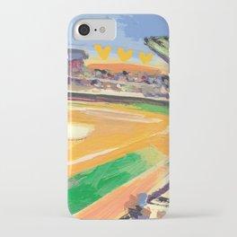 LSU Softball iPhone Case