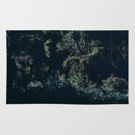 Get Lost Among The Trees Rug