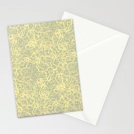 Green Dream Stationery Cards