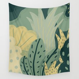 greenery Wall Tapestry