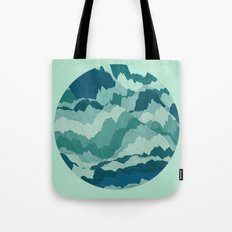 TOPOGRAPHY 006 Tote Bag