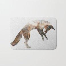 Jumping Fox Bath Mat