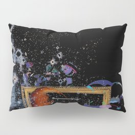 Peanuts In Space 3D Pillow Sham