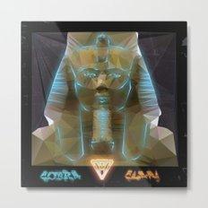 Pharao Ramses II. Metal Print