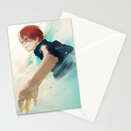Todoroki move Stationery Cards