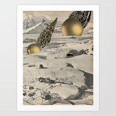 Transference Art Print