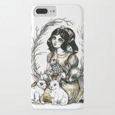 Snow White Slim Case iPhone 7 Plus