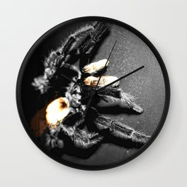 Tarantula — Icons & Relics. Wall Clock