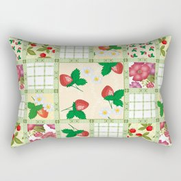 Colorful summer pacifrc. Rectangular Pillow