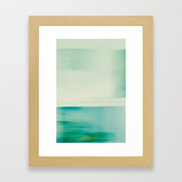 I Am Peaceful Framed Art Print