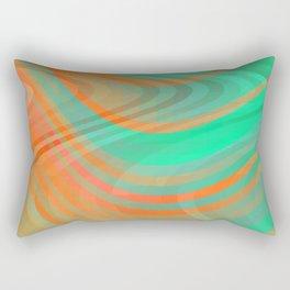 intent to burn Rectangular Pillow