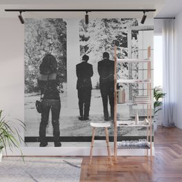 Questioning Legacy Wall Mural