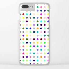 Nitrazepam Clear iPhone Case