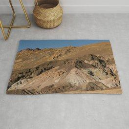 Artist's Palette Pano - Death Valley, California Rug
