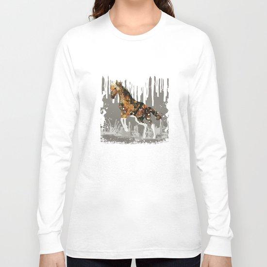 Ice Horse Long Sleeve T-shirt