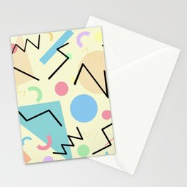 Memphis #105 Stationery Cards