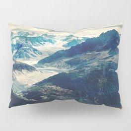 The Mountain Pass Pillow Sham