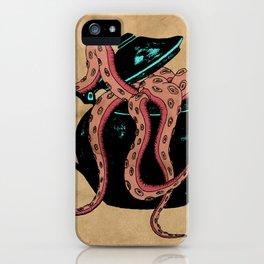 - Octopus Tea - iPhone Case