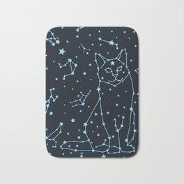 Starcat Bath Mat