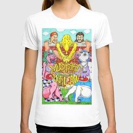 MUSTARD in LAW T-shirt