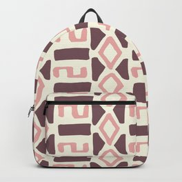 Pink Fall Tribal #society6 #tribal Backpack