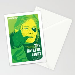 Quentin Tarantino's Plot Movers :: The Hateful Eight Stationery Cards