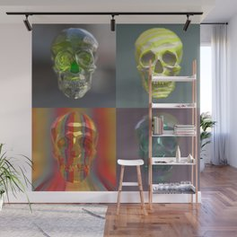 Skull Collection 05 Wall Mural