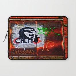Back Alley Street Art Laptop Sleeve
