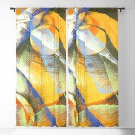 Giacomo Balla Mercury Transits the Sun Blackout Curtain