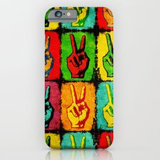 A colorful peace iPhone 6s Slim Case