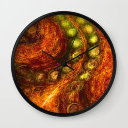 Draw Me Out Wall Clock