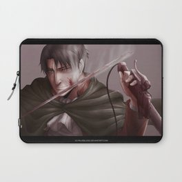 Shingeki no Kyojin - Levi Laptop Sleeve