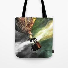 Child of the air Tote Bag