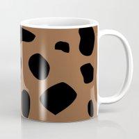 jaguar Mugs featuring Jaguar by PAAC design