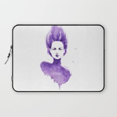 Purple Water Faery Laptop Sleeve