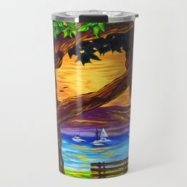 Maui Banyan Bliss Travel Mug